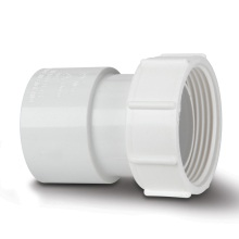Waste Female Threaded Coupler White 40mm