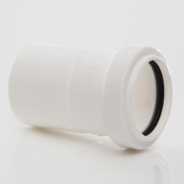 Waste Reducer White 40x32mm
