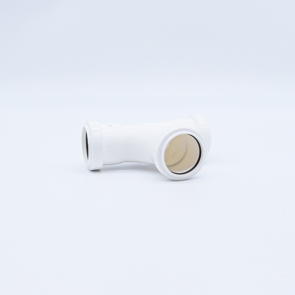 Waste Swept Tee 91.25 White 40mm