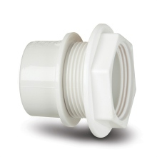 Waste Tank Connector White 40mm