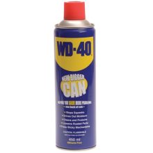 WD40 400ml Spray W/D44104