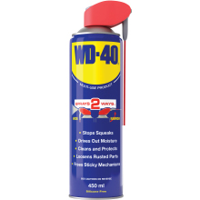WD40 Multi-Use Smart Straw Aerosol 450ml W/D44137S