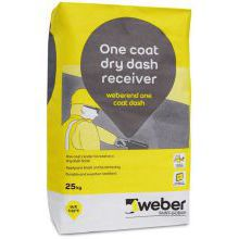 Weber 25kg One Coat Render 3