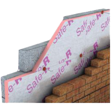 Xtratherm Cavity Wall Board SR/CW 1200 x 450 x 100mm