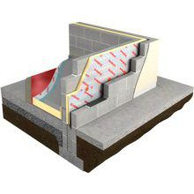 Xtratherm Cavity Wall Board Tongue & Groove XT/CW 1200 x 450 x 50mm