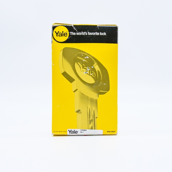 Yale Euro Mortice Shashlock 3100 3in 57mm S/Chr