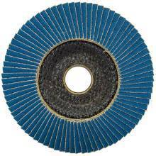 Zircon Flap Wheel Pack 115x22.2mm